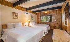 Standard 2 Queen Bed Chalet