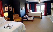Rooms at The Pines Resort at Bass Lake, California