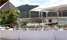 Weddings Menu at The Pines Resort at Bass Lake, California