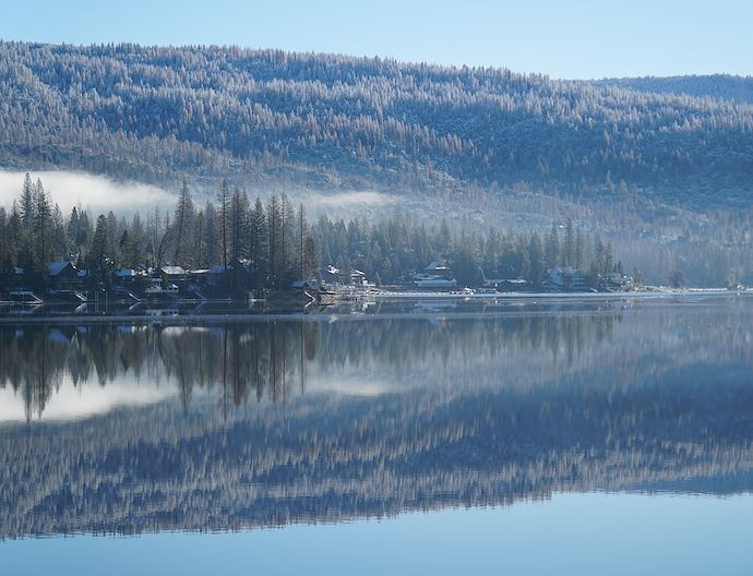 Nearby Attractions At Bass Lake California