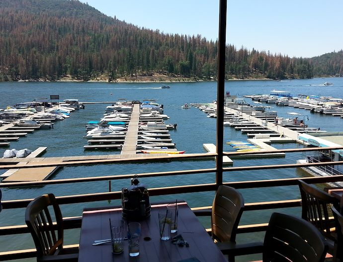 Ducey's Bar & Grill At Bass Lake California