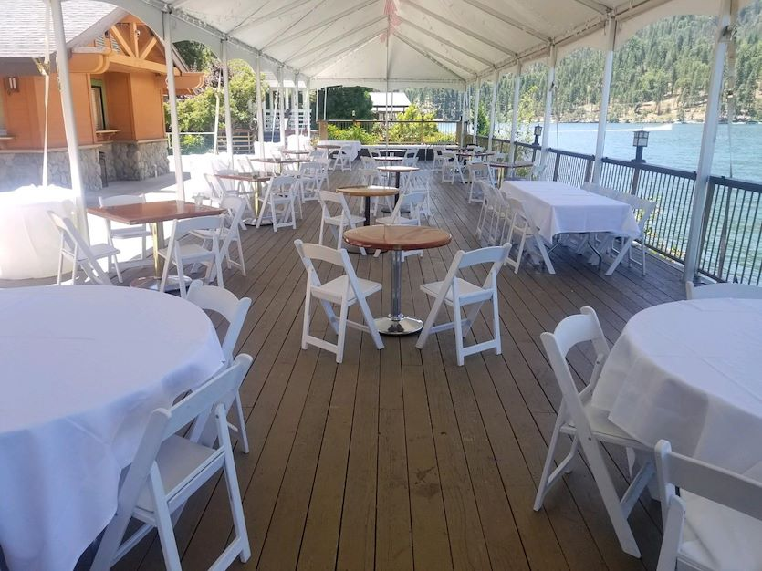 Bass Lake Hotel Special Menus