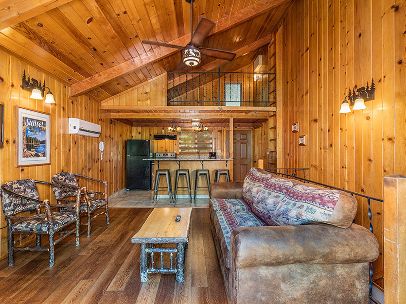 Comfortable Accommodation at The Pines Resort, California