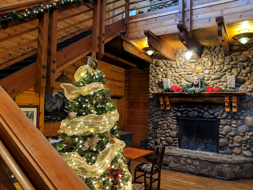 Holiday Parties in Bass Lake, California