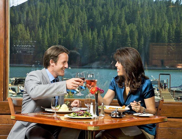 Dining Specials at The Pines Resort Bass Lake California