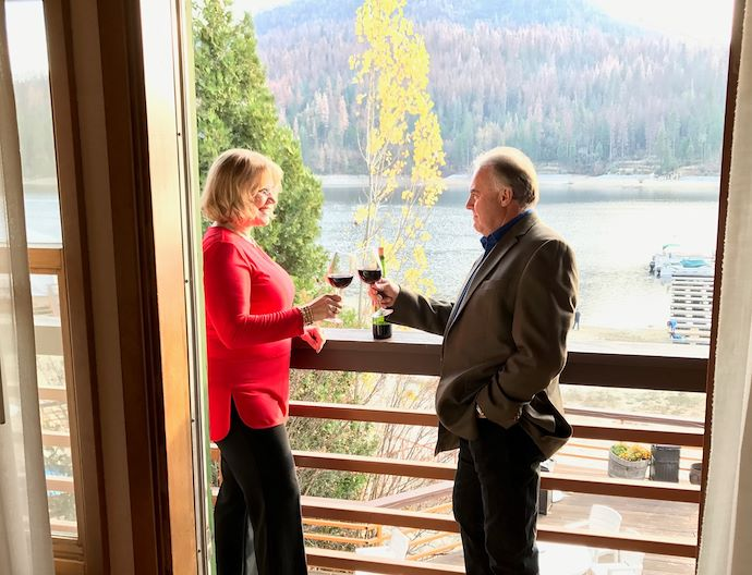 The Celebration Package At The Pines Resort Bass Lake California