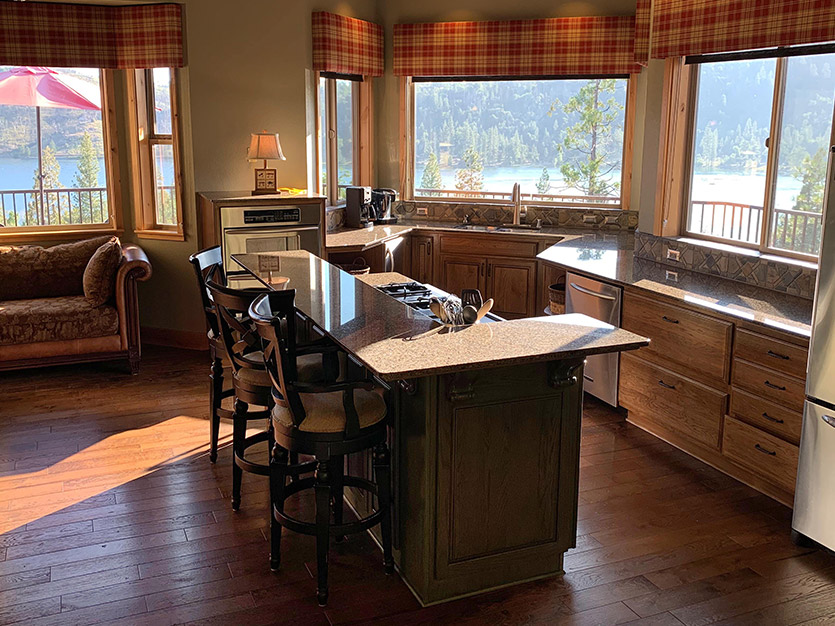 Granite Ridge Villa at The Pines Resort, California