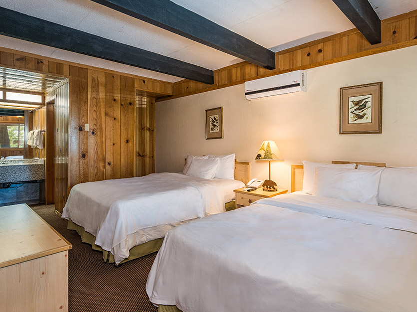 Standard 2 Queen Bed Chalet at The Pines Resort, California