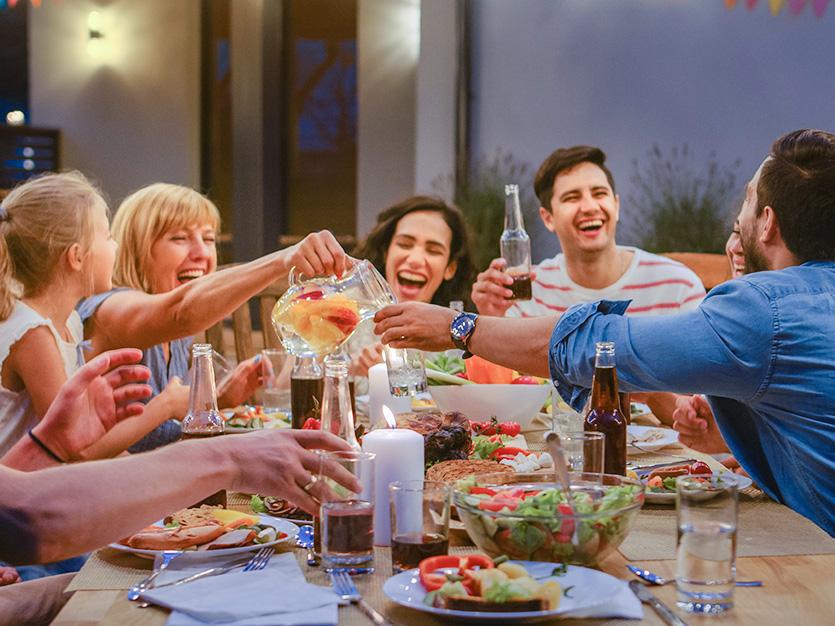 Family Reunions At The Pines Resort Bass Lake California